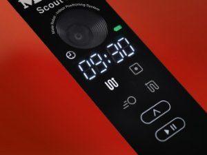 Der Scout RX1 reinigt zu jeder Wunschzeit Ihre Wohnung – auch wenn niemand zu Hause ist.