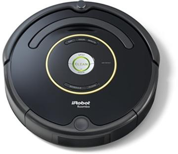iRobot Roomba 650 Staubsauger Roboter Test