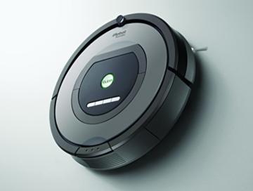 Staubsaug Roboter IRoomba