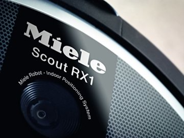 Miele Staubsauger Roboter Scout RX1 Obsidianschwarz - 24